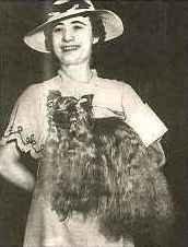 Goldie Stone - одна из первых заводчиков йорков.