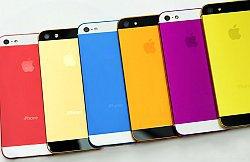 Смартфон iPhone 5S стал лидером мировых продаж