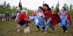 Лапландия в России - Саамские игры