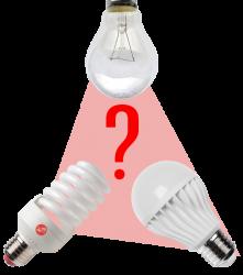 Эконом лампы – правильная экономика!