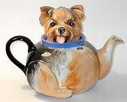 чайник йоркширский терьер
